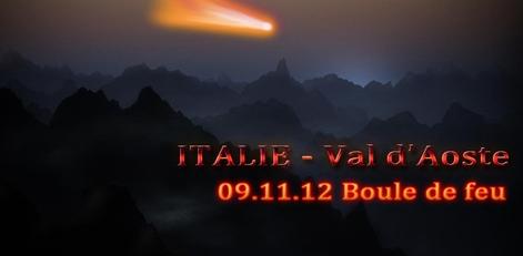ITALIE VAL AOSTE