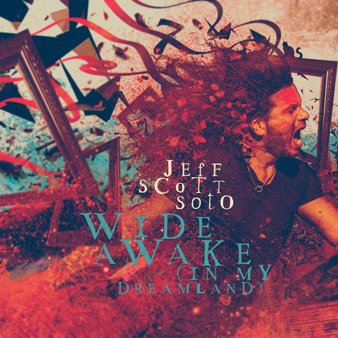 JEFF SCOTT SOTO - Détails et extrait du nouvel album Wide Awake (In My Dreamland)