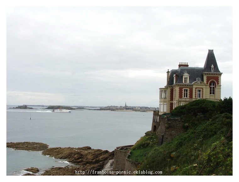 Erquy, St Cast le Guildo ,Dinard ...