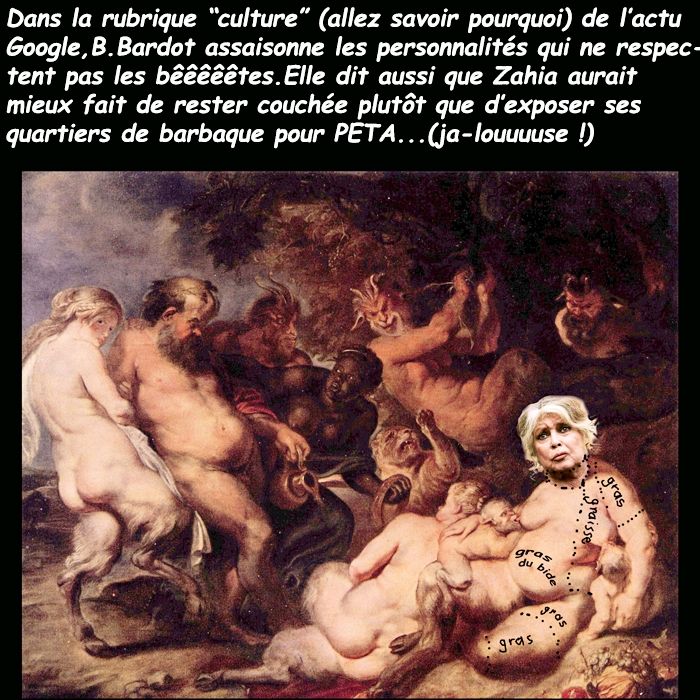 Tauromaniaque/Brigitte Bardot/Abattage rituel