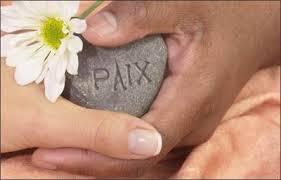Pour faire la paix...........