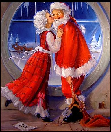 Pères Noël Série 5