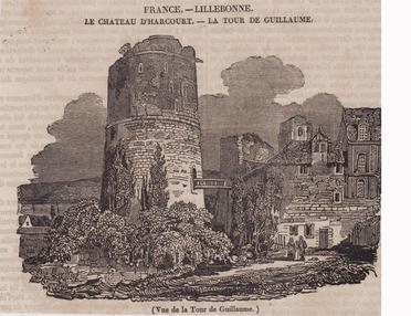 LES REMPARTS DE LILLEBONNE (Seine-Maritime)