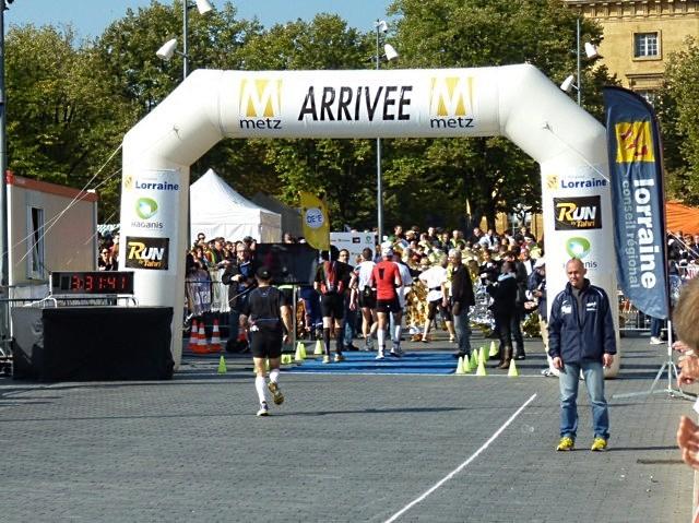 Marathon de Metz - Marc de Metz - 18 2011