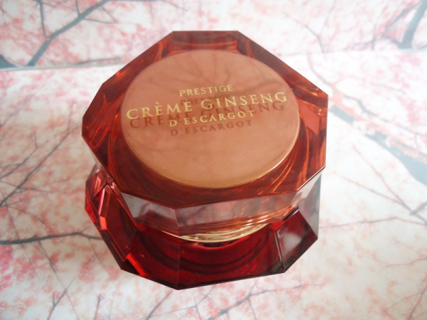 It's Skin - Prestige Ginseng Crème d'Escargot...Je suis fan !