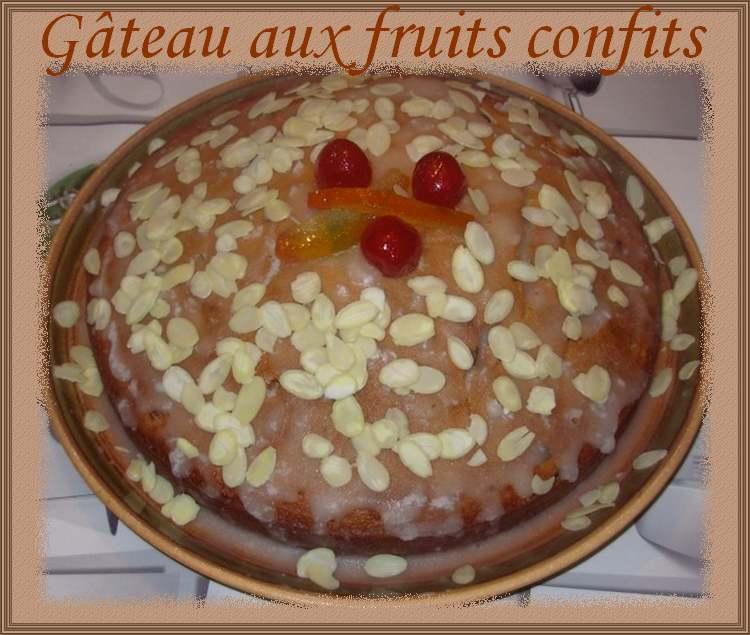 Recette de cuisine : Gâteau
