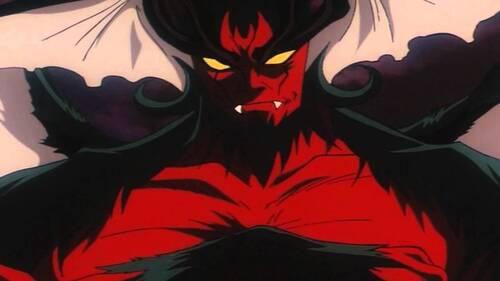 Amon : The Apocalypse of Devilman