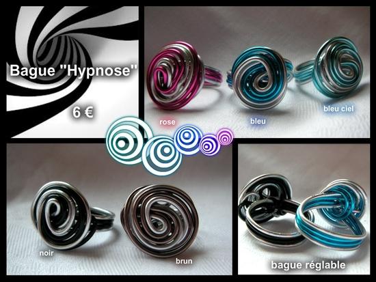 bague alu hypnose