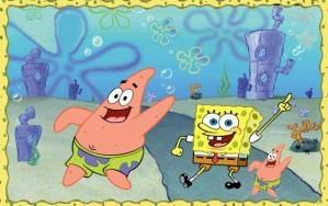Sponge Bob - Hidden objects