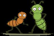 Fourmis Insectes Dessin Animé La - Image gratuite sur Pixabay