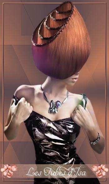 FB0154 - Tube femme