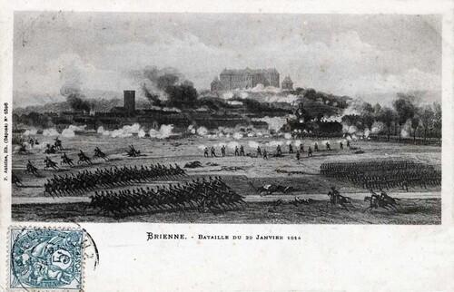 La Bataille de Brienne le Château