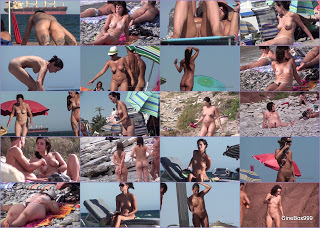 Nude Euro Beaches 2018. Part 29.