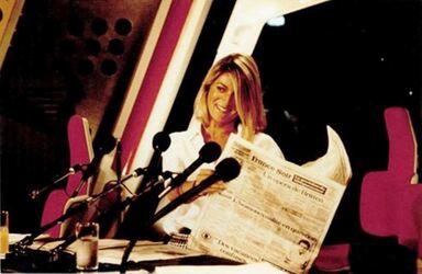 29 août 1984 : Studio 1 (Europe 1) - NOUVEAUTE