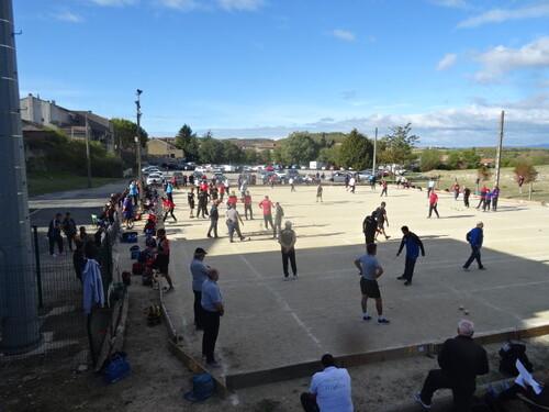 VILLENEUVE DE BERG : M2 - 5 octobre 2019
