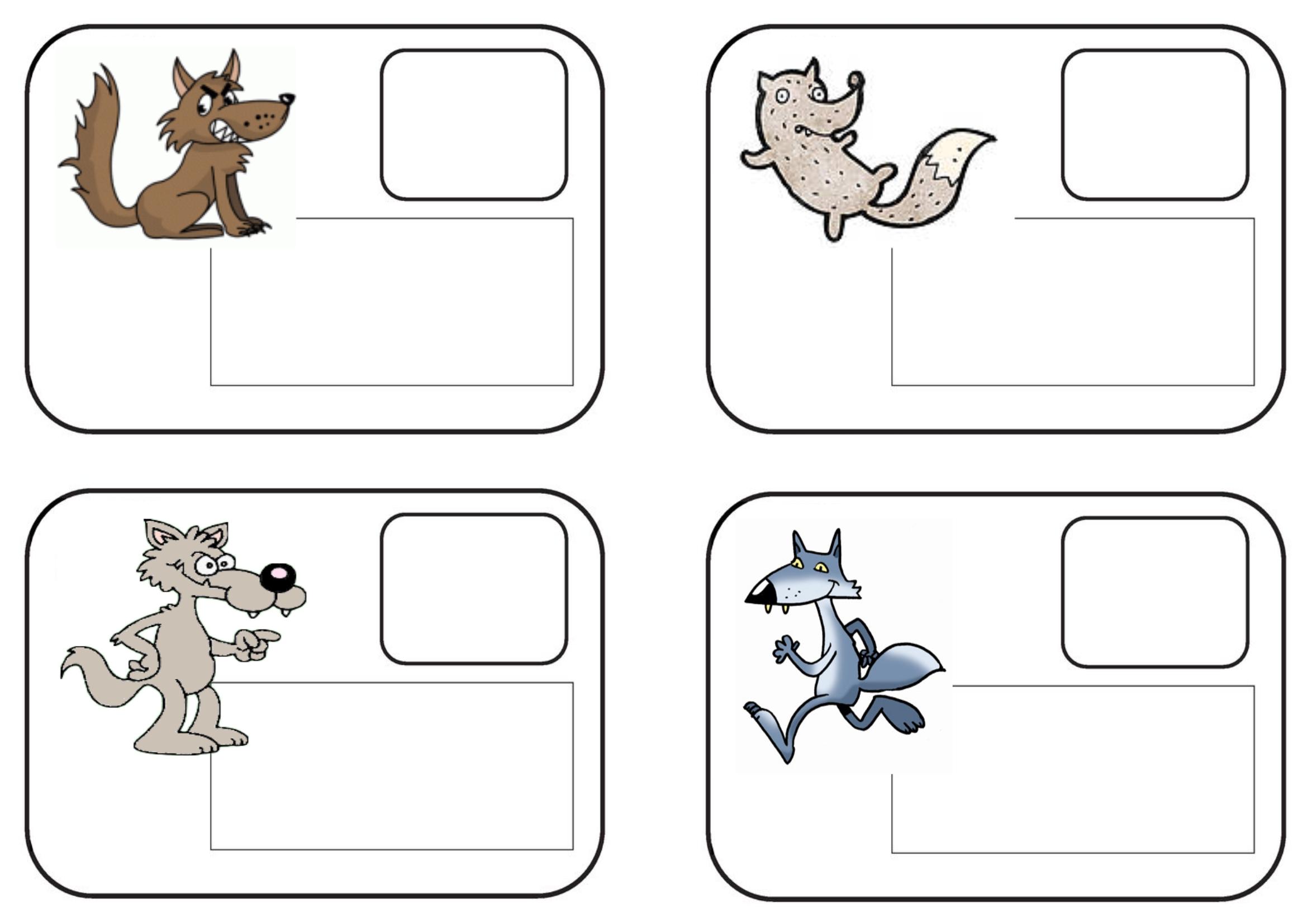 Etiquettes de porte manteaux les p 39 tits loups - Etiquette porte manteau maternelle imprimer ...