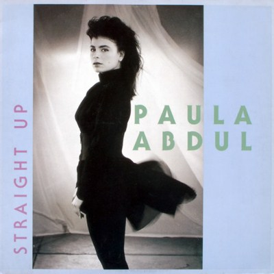 Paula Abdul - Straight Up - 1988