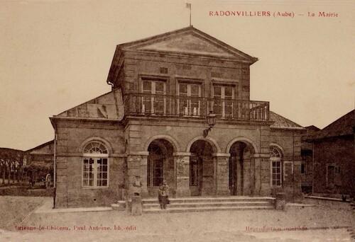 Radonvilliers autrefois