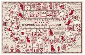 "Sal ""Le jeu de la Brodeuse"""