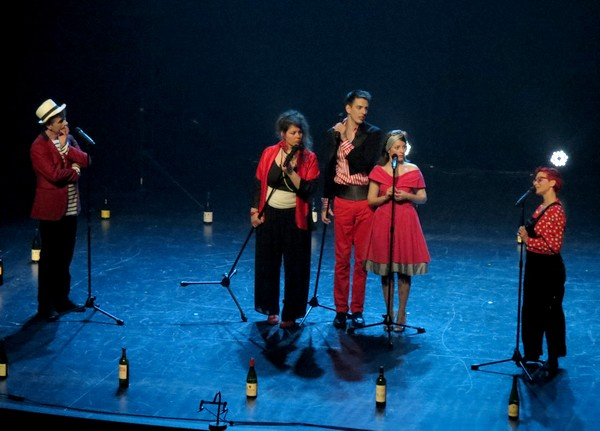 """Question de point de vue"", un formidable concert ""a capella"""
