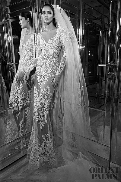 Robes de mariées Zuhair Murad collection 2017-2018