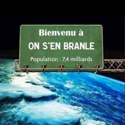 Bienvenue à on s'en branle...