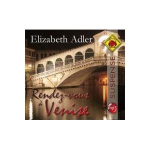 Rendez vous à Venise de Elisabeth Adler