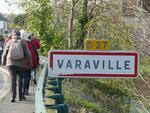 La randonnée du 8 novembre à Varaville