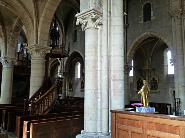 Gorze église Saint-Etienne 22 Marc de Metz 2001