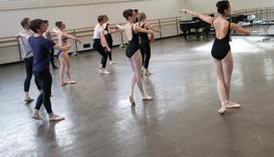 dance ballet class sanfracisco ballet