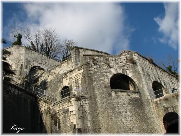 La Bastille à Grenoble (3)
