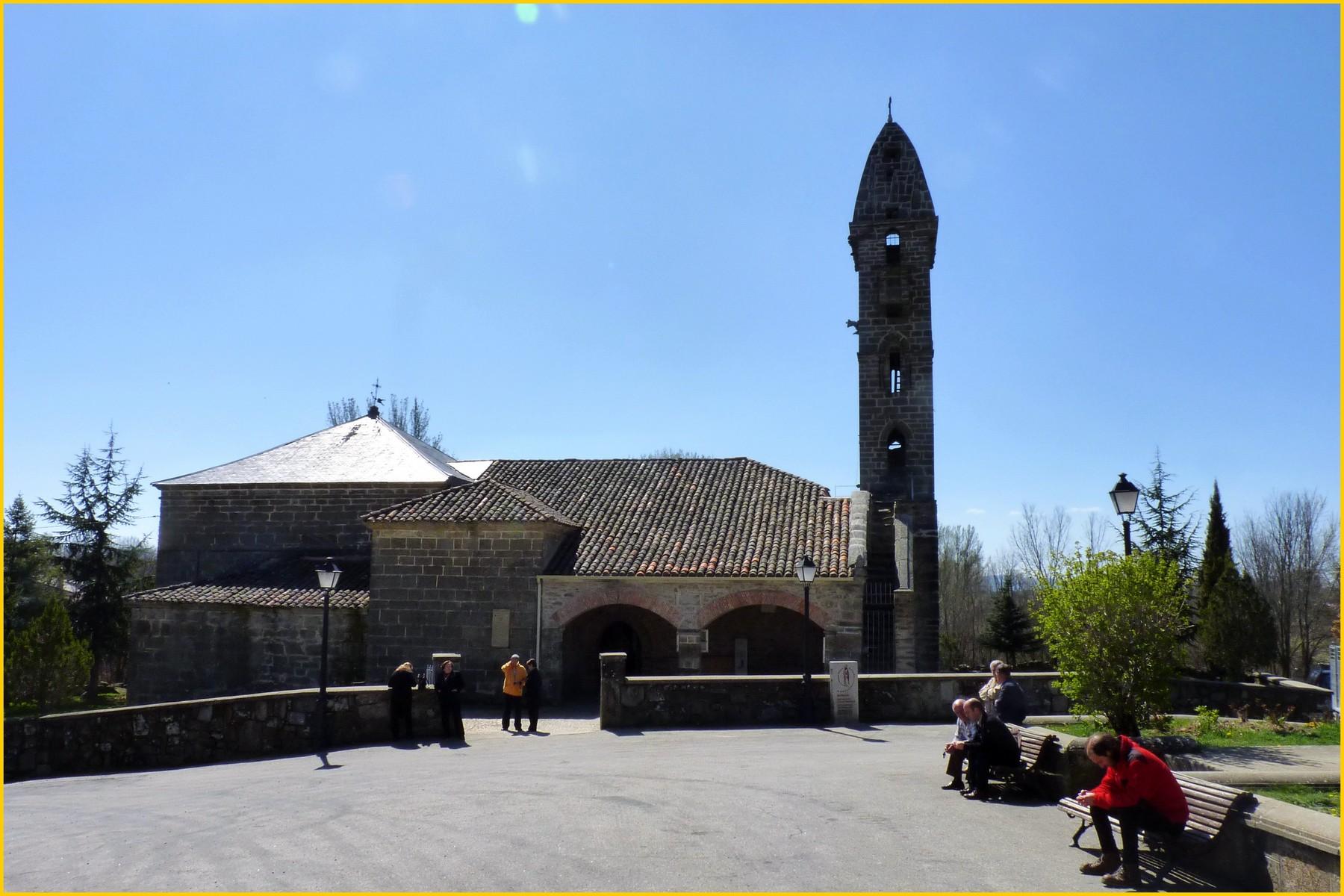 31° étape - La iglesia de Mombuey