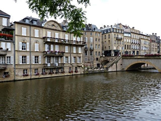 Metz la marina du Port Saint-Marcel - 3