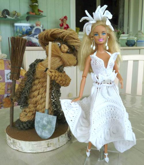 Le corps de Barbie au fil du temps