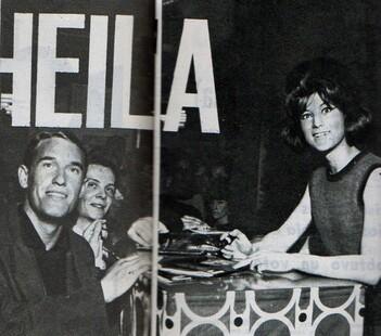 25 avril 1963 : Sheila au BHV !