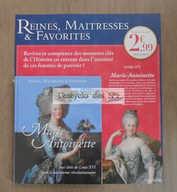 N° 1 Reines, maîtresses et favorites - Test