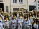 Mona-Lisa-Kostümgruppe