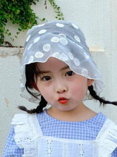 kiskissing wholesale embroidered mesh bucket hat