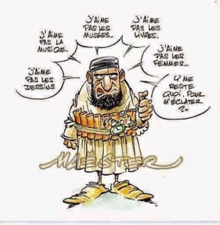 Le terrorismes, la bête noir des democraties...