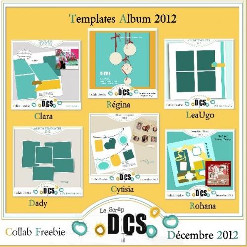 Dernier cadeau de l'année 2012 chez DCS