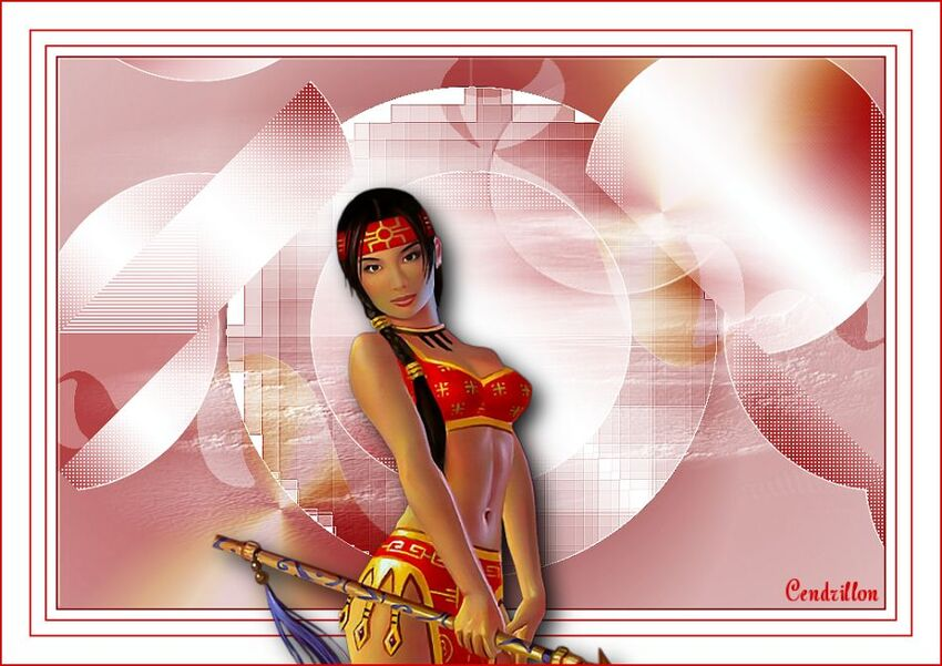 Pocahontas - Creation Jeannine