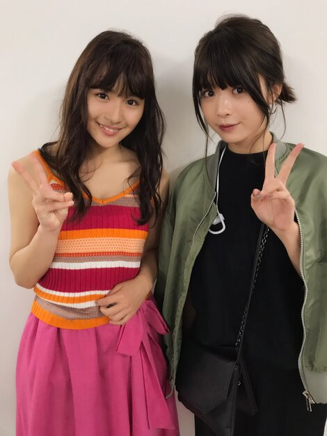 Celebrity Pics : Nana Asakawa & Fumika Baba ( N°1 )
