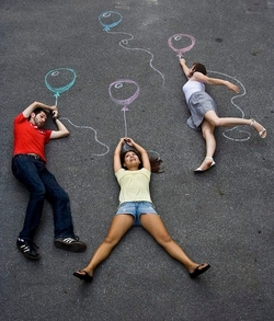 Fête des parents: Le cadre photo (avec la photo...)
