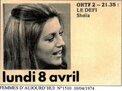 15 avril 1974 / LE DEFI