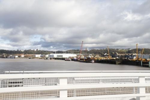 Un petit tour sur le nouveaux ponts une journée 38000 visiteurs