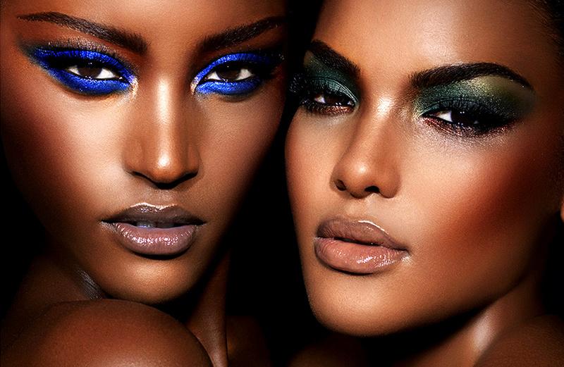 Portraits de Femmes Afro