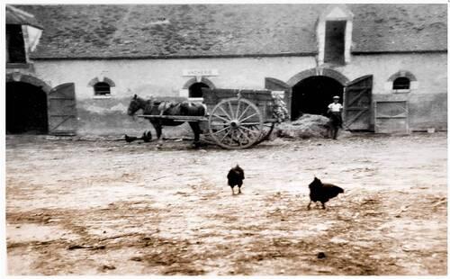 Extrait du recensement de 1921 pour la commune de Mouzay