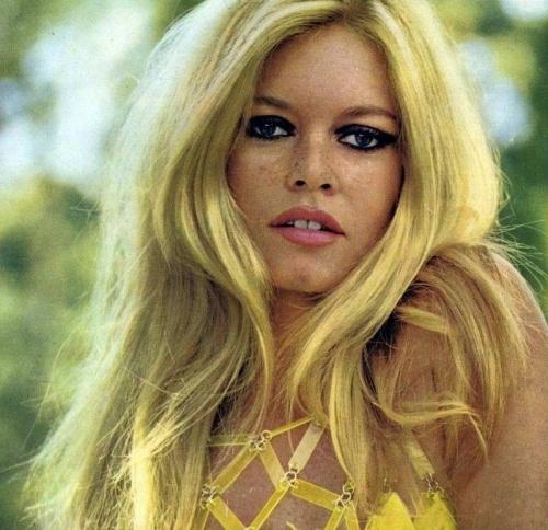 * Brigitte Bardot