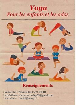 Yoga pour les enfants et les ados au Soler