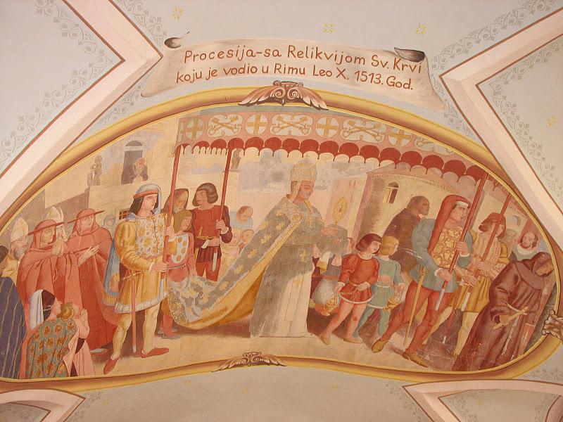 Miracle Eucharistique Croatie Ludbreg 1411